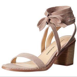 Calvary Heeled Sandal